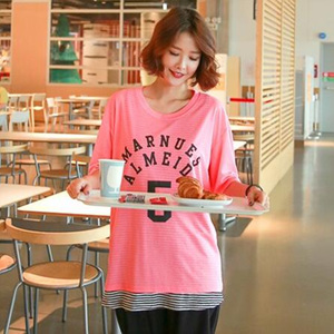 pinksisly 套裝 (背心+T-shirt)