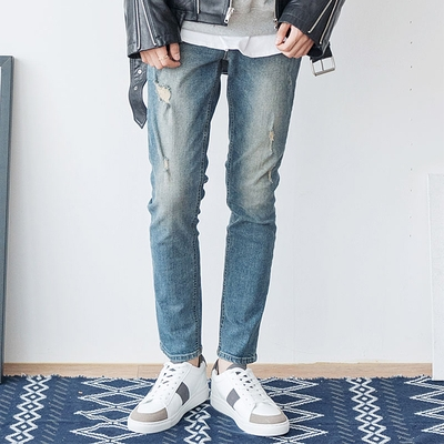 tomonari 牛仔褲
