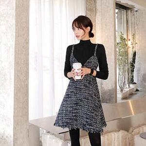 maybins 套裝 (針織衫+裙)