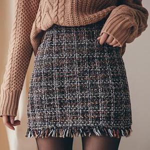 10closet 短裙