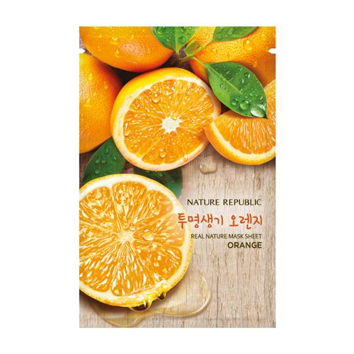 Nature Republic 精粹自然面膜-香橙