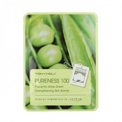 Tonymoly Pureness 100 植物胎盤面膜