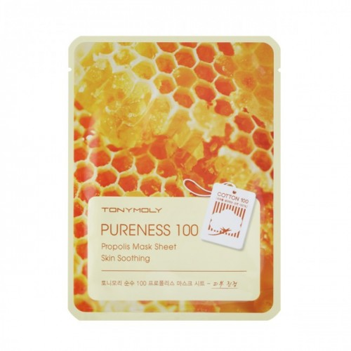 Tonymoly Pureness 100 蜂膠面膜