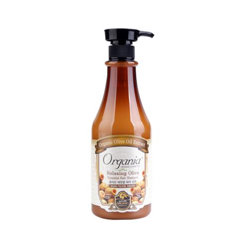 Organia 橄欖紓緩精華洗髮液 750 g
