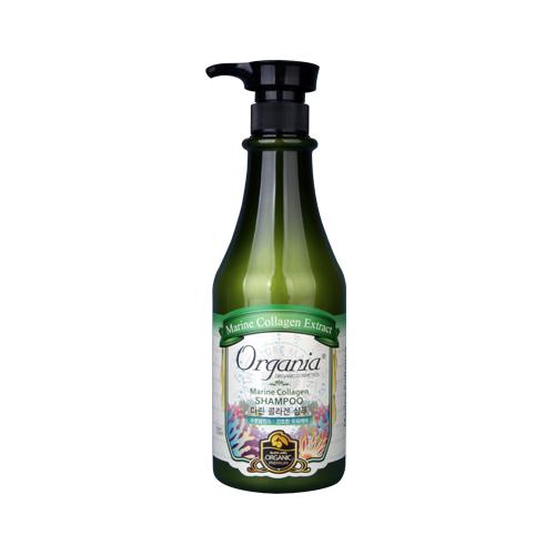 Organia 海洋膠原修護洗髮液 750 g (到期日: 2018年9月)