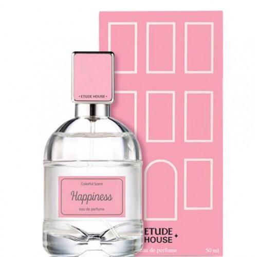 Etude House 炫彩香水 - 幸福 (蜜桃花味) 50 ml