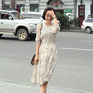 vivamoon 連身裙