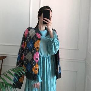 soo-a 開襟衛衣
