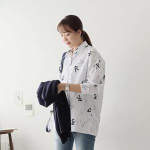pur-ple 襯衫