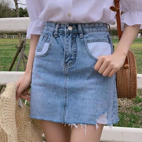 yansae 短裙